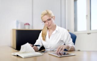 Wofür eignet sich eine Arbeitsplatzbrille?