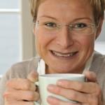 Beschlagen von Brillengläsern